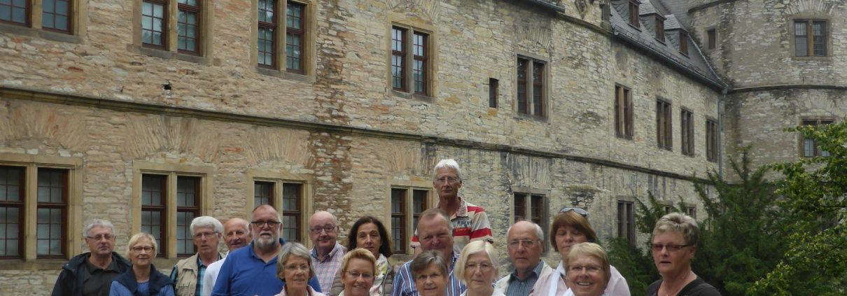 Besuch der Wewelsburg